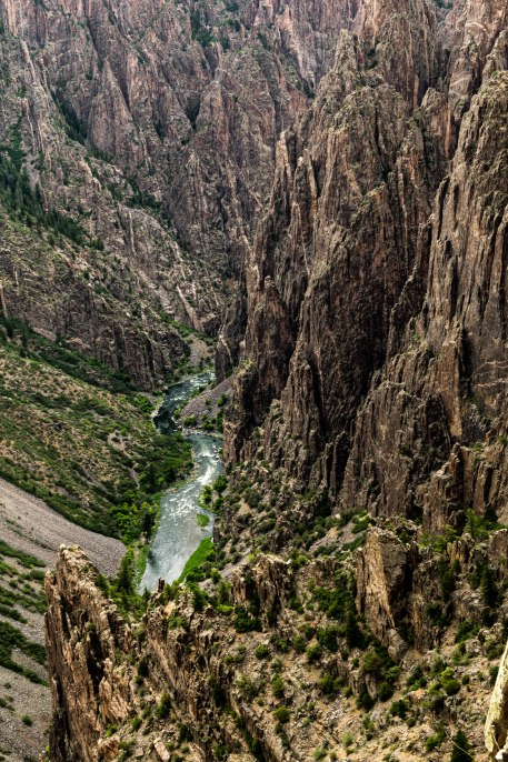 Black Canyon of the Gunnison.2