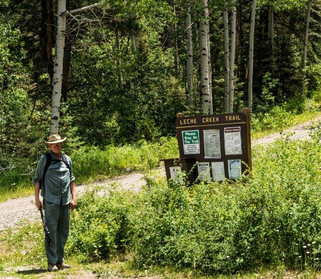 Leche Creek Tr, San Juan Natl Forest