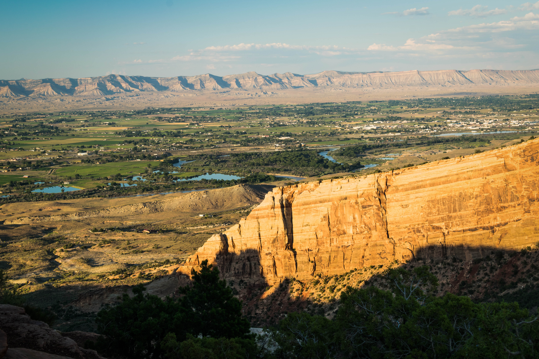 Colorado National Monument-Wedding Canyon_