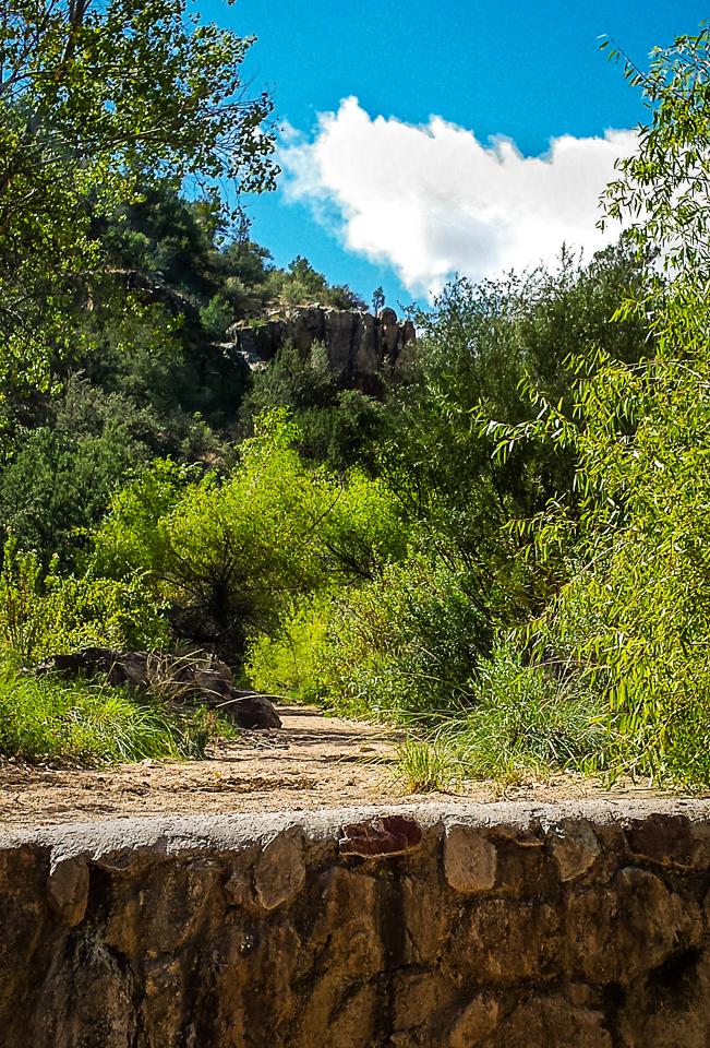 Saddle Rock Canyon, September 2017