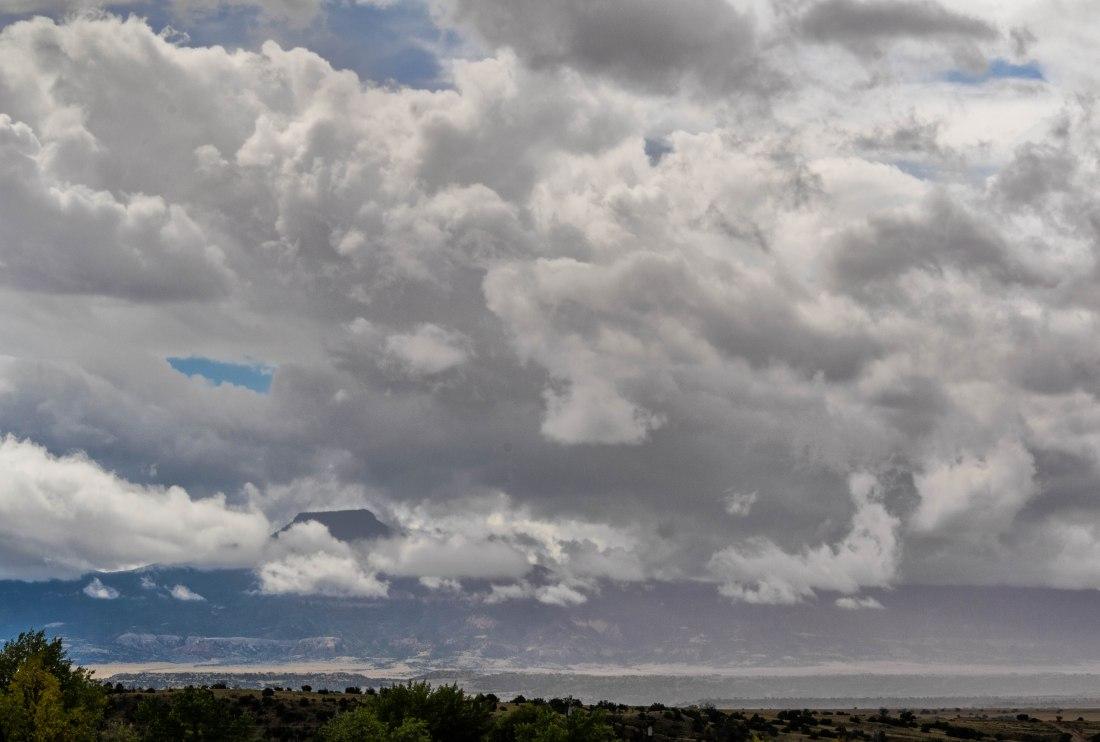 Stormy Pedernal