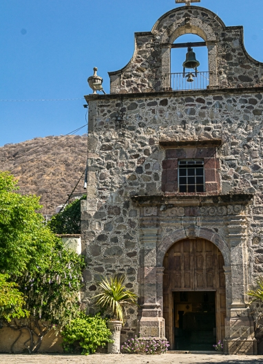 Chapel on the Square, Ajijic