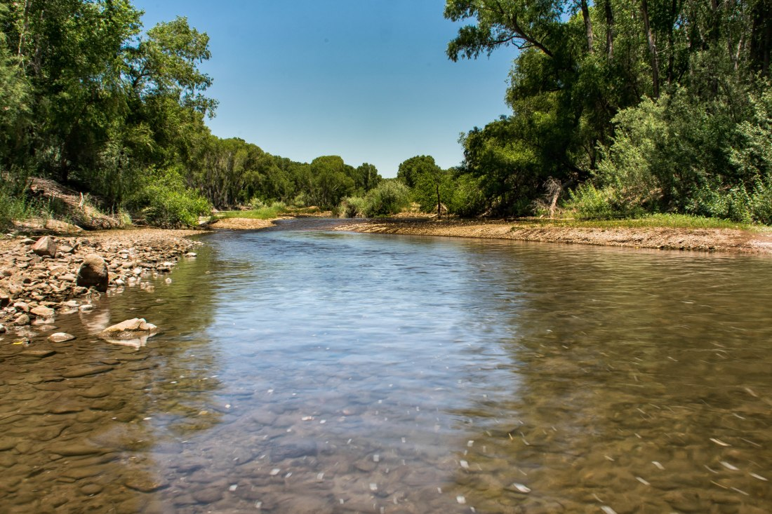 The Gila River-2